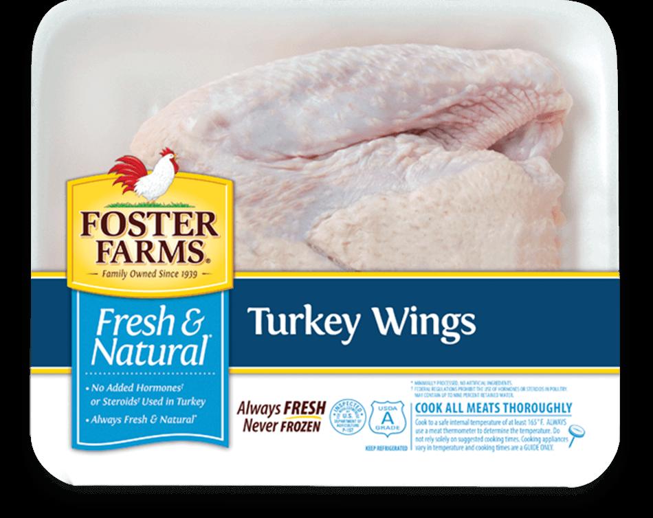 Fresh & Natural Turkey Wings
